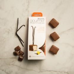 MellowMallow Handmade Vanilla Marshmallows enrobed in Milk Chocolate